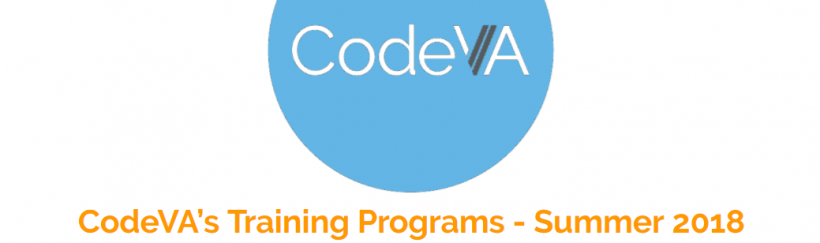 CodeVA Training Programs