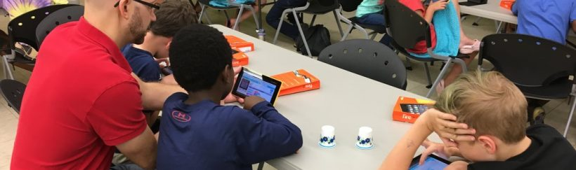 Code Beats Camp with VCU Engineering!