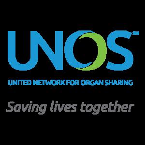 UNOS logo