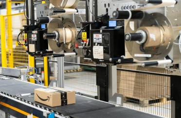 Explore the technology of Amazon's Fulfillment Centers with Amazon Future Engineer!